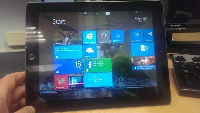 Microsoft Releases Remote Desktop For Apple iOS | Aidan Finn, IT Pro