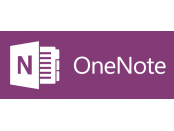 OneNote, Microsoft's note taking tool [Image credit: Microsoft]