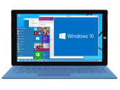 Windows 10 on Surface 3 [Image credit: Microsoft]