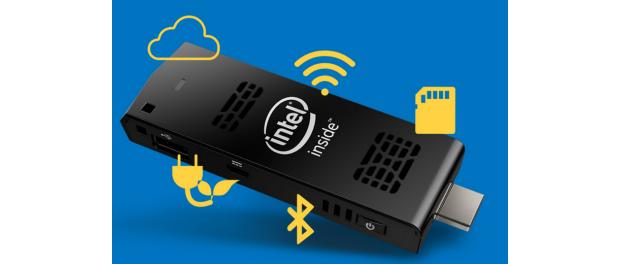 Intel Compute Stick [Image credit: Intel]