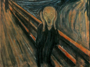 The Scream Angry Frustration Frustrated Anger