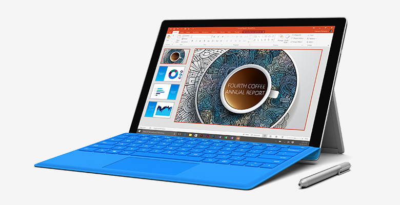 Surface Pro 4 Specs, Availability, Peripherals, Models & Pricing