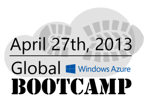 Global Azure BootCamp 2016 – Dublin