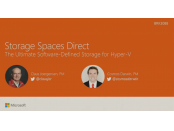 Ignite Storage Spaces Direct