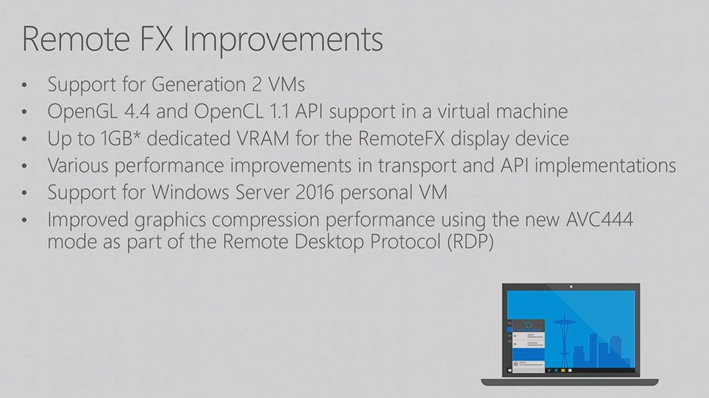 Ignite 2016 - The New Features of WS2016 Hyper-V | Aidan Finn, IT Pro
