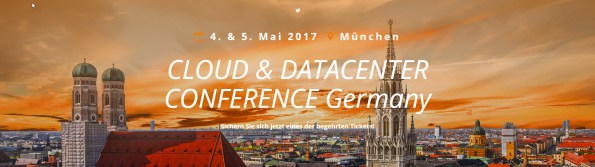 My Experience at Cloud & Datacenter Conference Germany