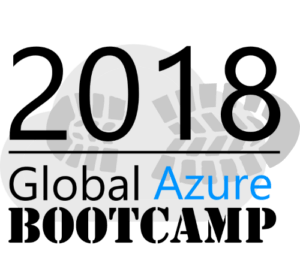 Speaking at Global Azure Bootcamp 2018, Birmingham UK