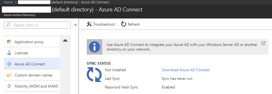 Forcefully Remove Azure AD Connect | Aidan Finn, IT Pro