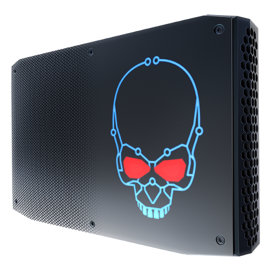 My New Intel NUC PC