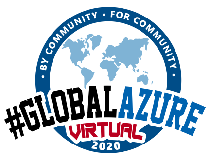 Speaking Today At Global Azure Virtual (ONLINE)