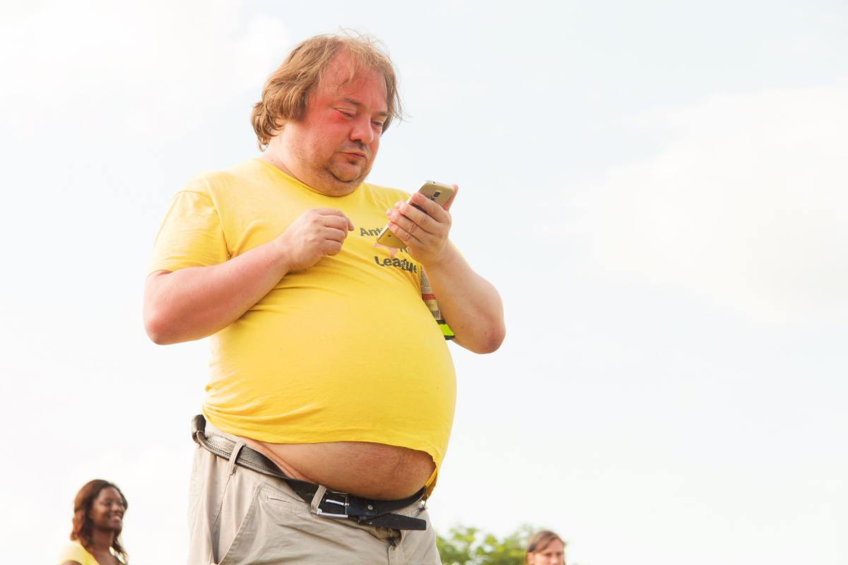An IT Person On A Weight Loss Journey